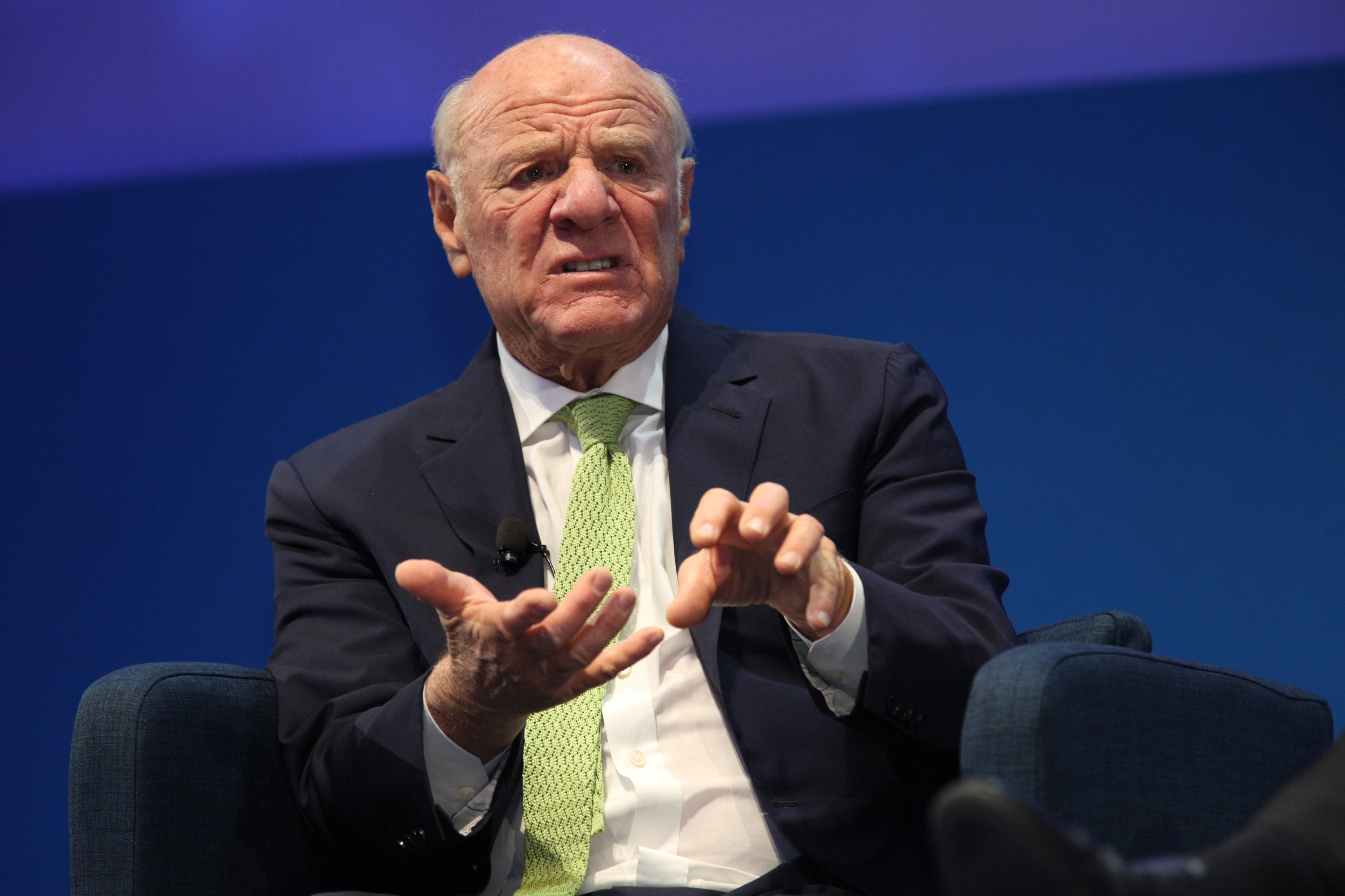 Barry Diller, Chairman and Senior Executive of IAC & Expedia in 2016