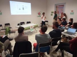Laboratorio di Ecobnb a Fa' La Cosa Giusta Trento