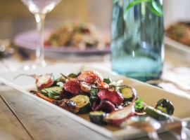 Agriturismo La Coroncina con ristorante vegano