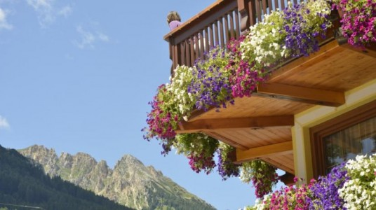 eco-hotel a Moena
