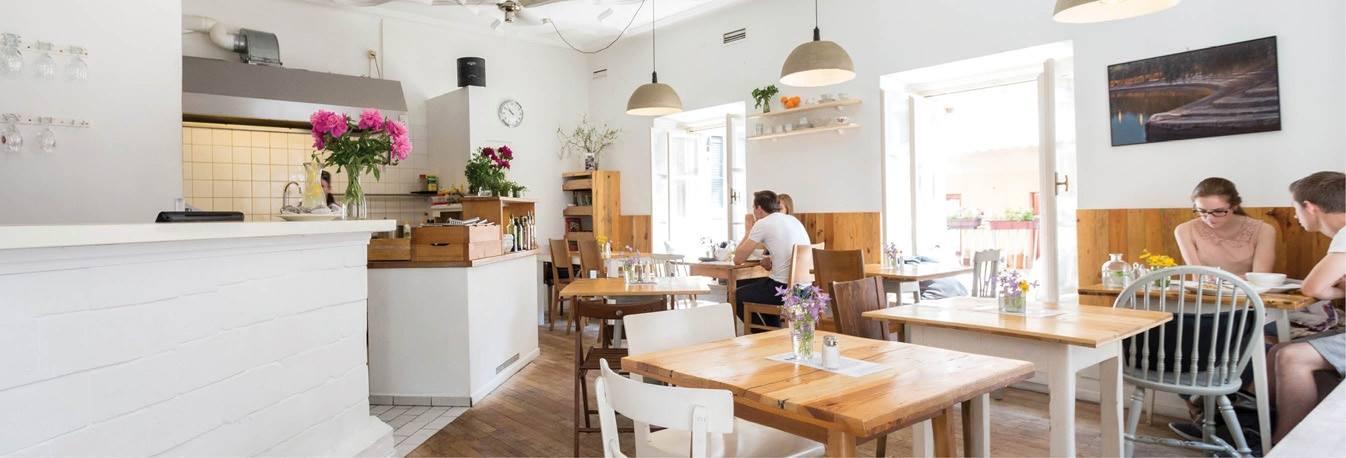 Gostilna dela, ristorante biologico a Lubiana