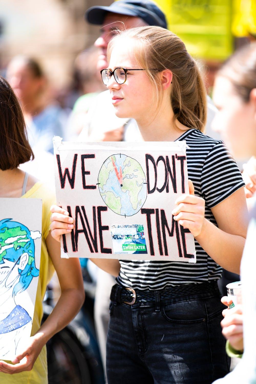 Non abbiamo più tempo per salvare il Pianeta: 3 ragioni per partecipare a #FridaysForFuture