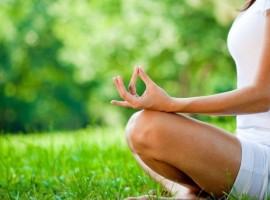 yoga e relax nella natura