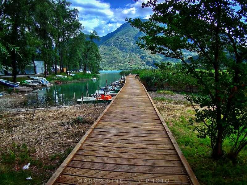 Alpe Adria, lago di Cavazzo