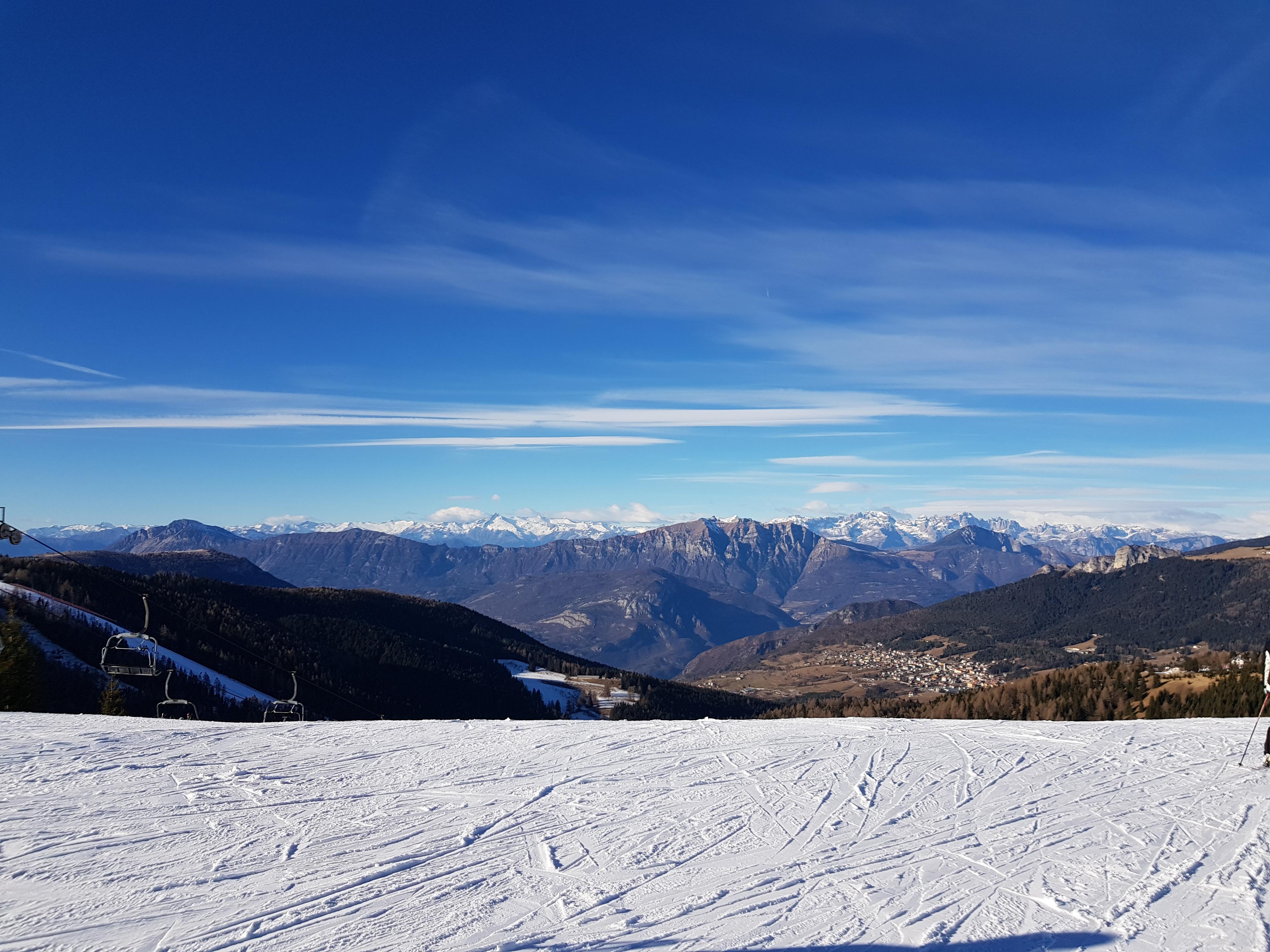 Panorama dell'Altipiano Cimbro