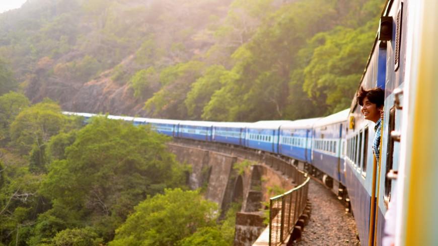 viaggiare in treno è più sostenibile