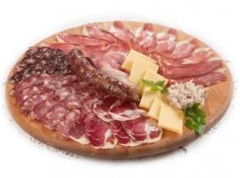 I piatti di carne non dovrebbero essere presenti nel vostro Menu