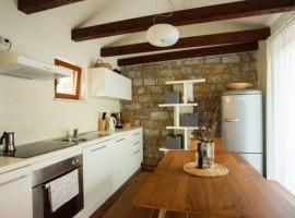 cucine case in pietra d'istria