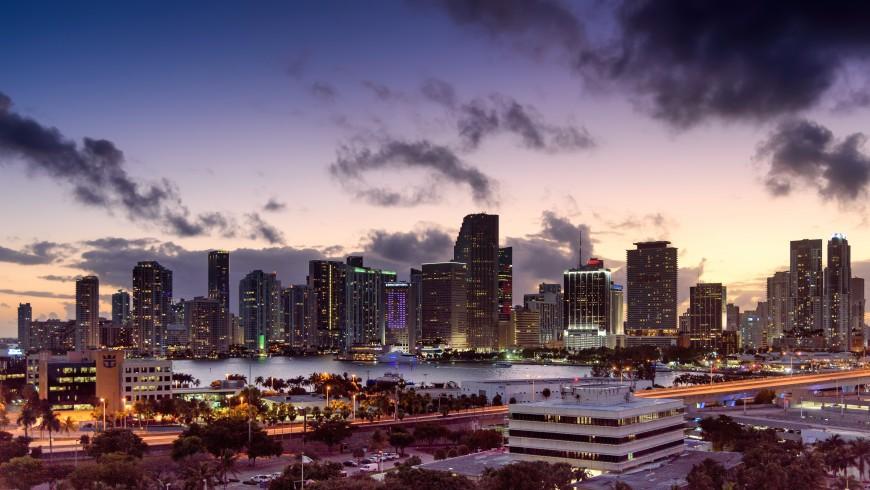 Miami, città che potrebbe diventare inospitale a causa del climate change