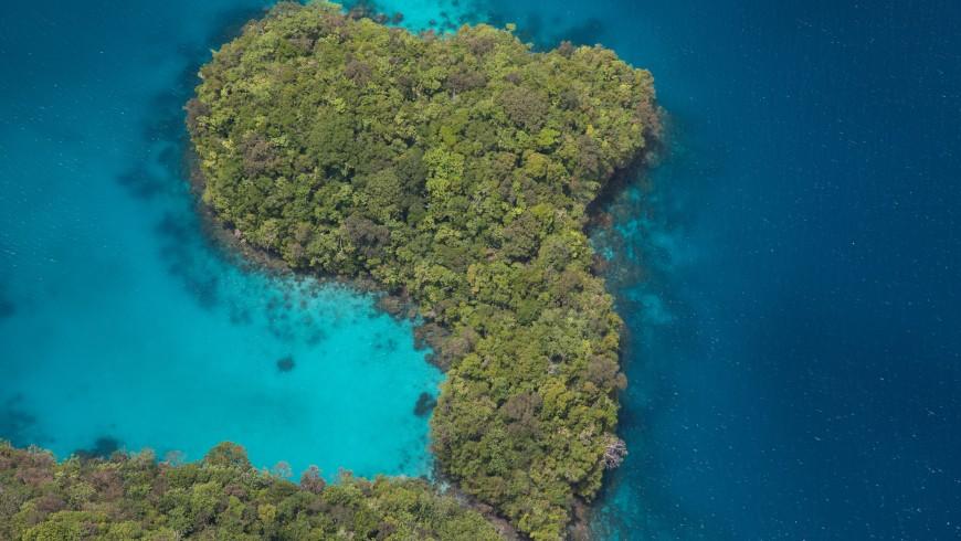 Palau, verso il turismo sostenibile