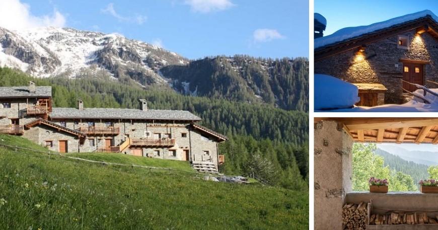 Economia Circolare e Turismo. Recupero di un antico borgo trasformato in ospitalità sostenibile in Valle Maira