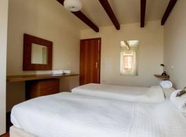camera casa in pietra d'istria