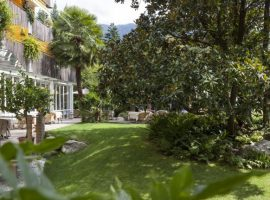 Park Hotel Mignon, dove la natura bacia la città