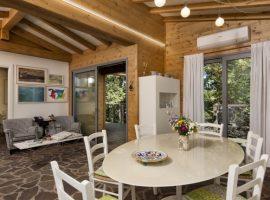 Wine Chalet: fuga romantica ed ecologica in Umbria