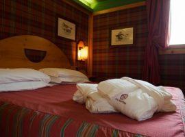Hotel Sant'Orso, per dormire ammirando il massiccio del Gran Paradiso