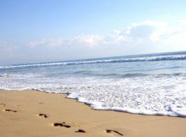 Uno chalet davanti al mare della Spagna