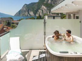 Parchotel Flora, relax sul lago di Garda