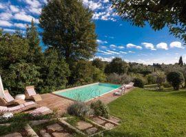 Resort ecosostenibile tra le colline di Firenze