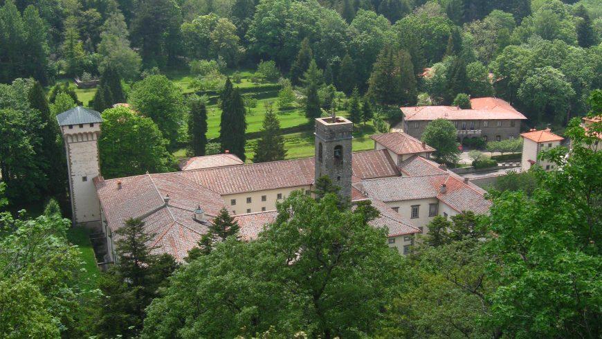 Abbazia di Vallombrosa, vacanza nel verde in Toscana