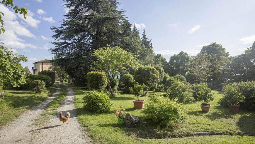 Casa Cares, casolare eco-friendly vicino a Firenze, in Toscana