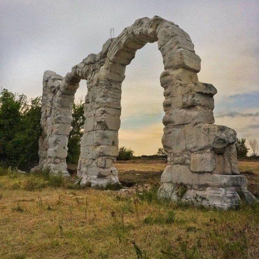 Campo militare romano di Burnum
