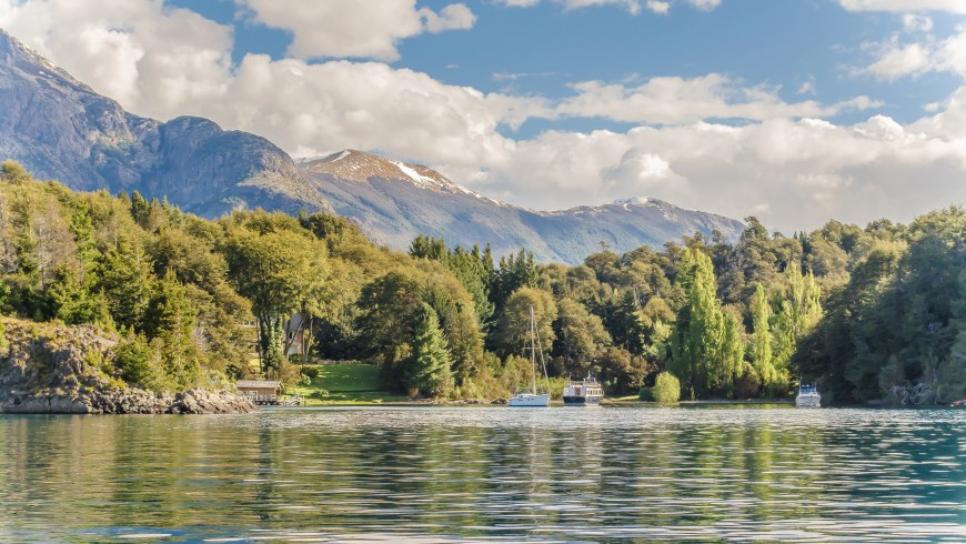 Lake Nahuel Haupi.