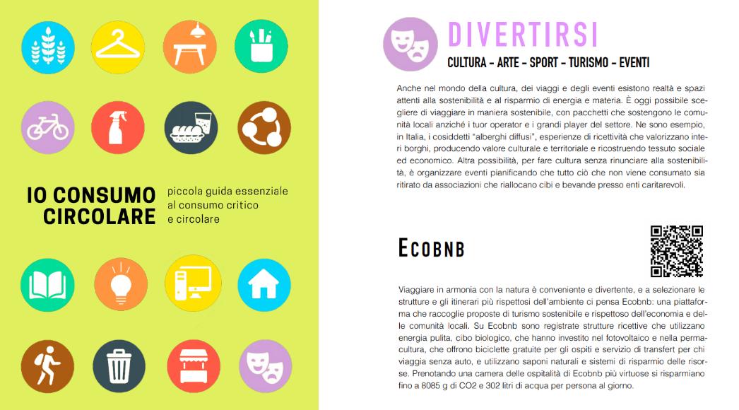 Guida Io consumo Circolare: guida all'economia circolare