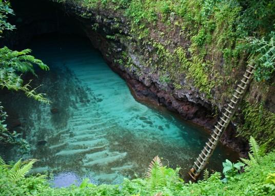 To Sua Ocean ditch