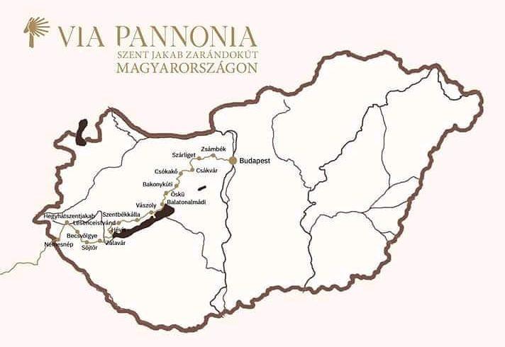 mappa via Pannonia