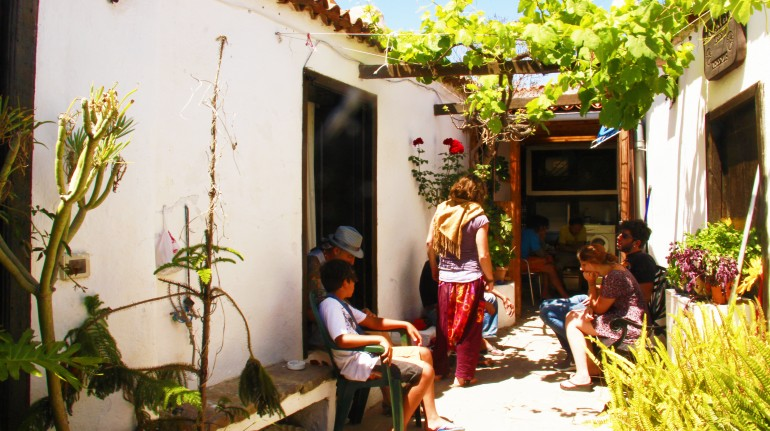 Una casa bioclimatica rurale del XVI secolo a Tenerife