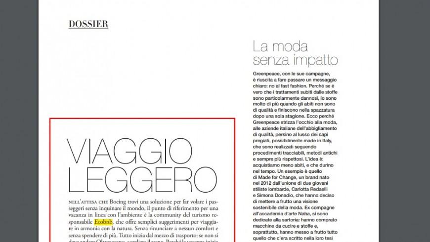 Articolo in D - La Repubblica