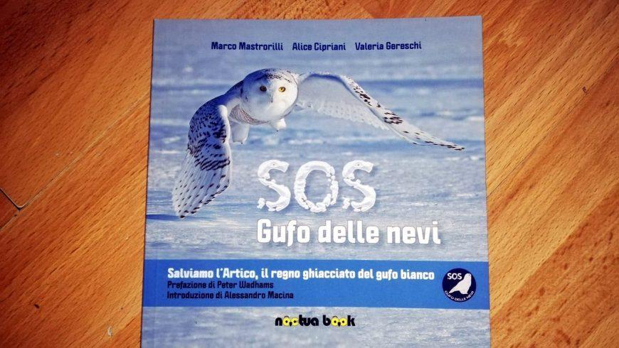 Copertina SOS Gufo delle nevi