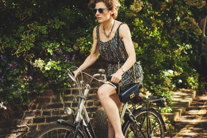 andare in bicicletta, stile di vita ecologico