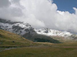 Uno chalet di montagna in Val d'Aosta