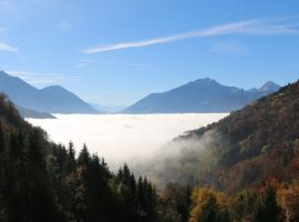 Esperienza off-grid tra le alpi francesi