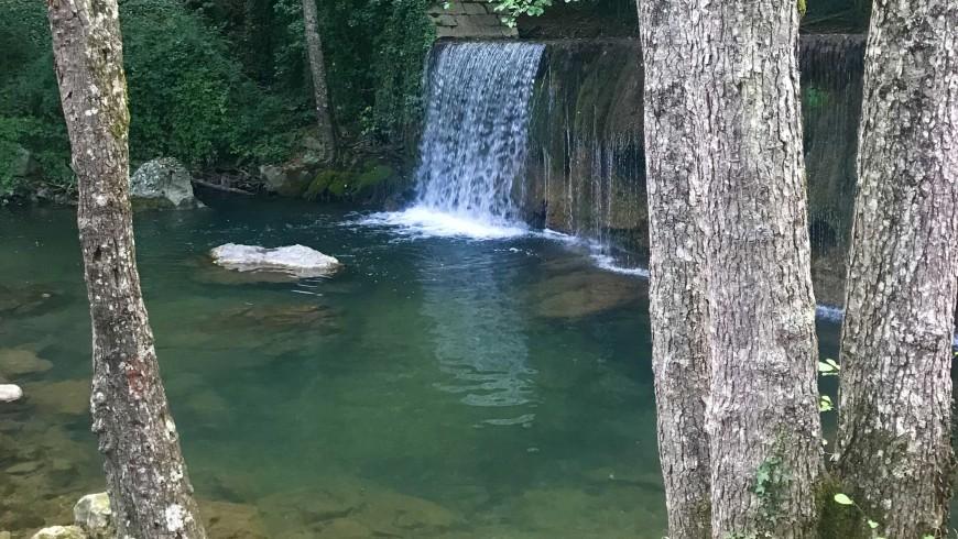 Cascata e Bosco Magnano, Parco Nazionale del Pollino