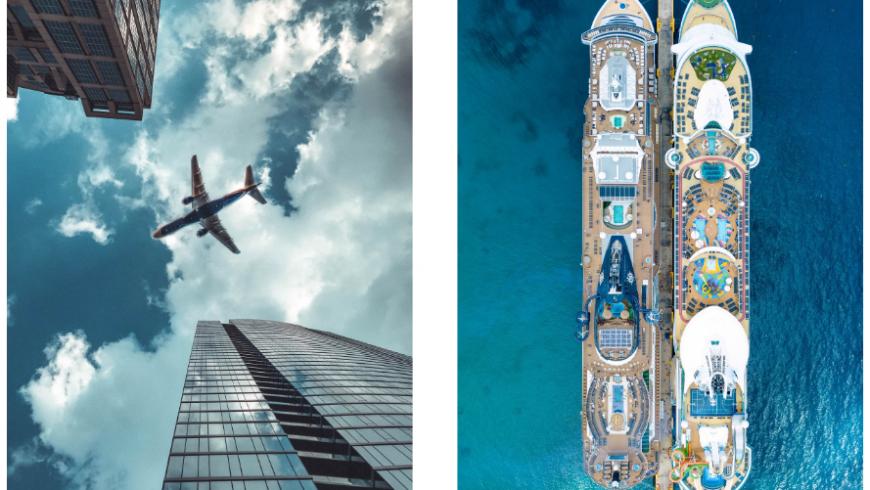 Navi da crociera e voli aerei: il turismo è per definizione insostenibile?