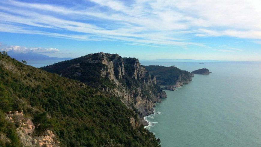 Sentiero Campiglia Portovenere, Liguria