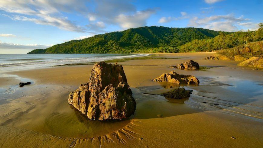 Cape Tribulation Beach, Queensland