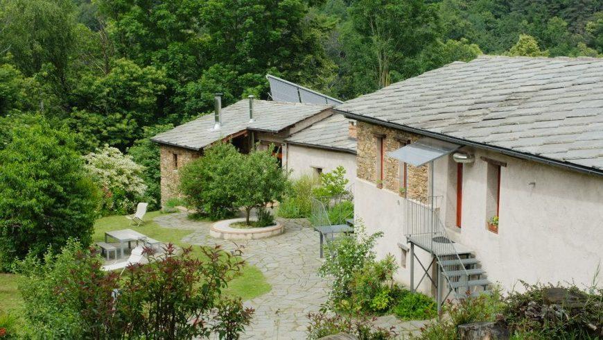 Casa Payer, un ecobnb in Piemonte