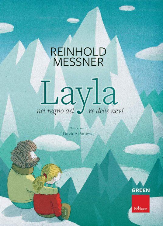 Layla nel regno del re delle nevi. Libro per bambini sui cambiamenti climatici