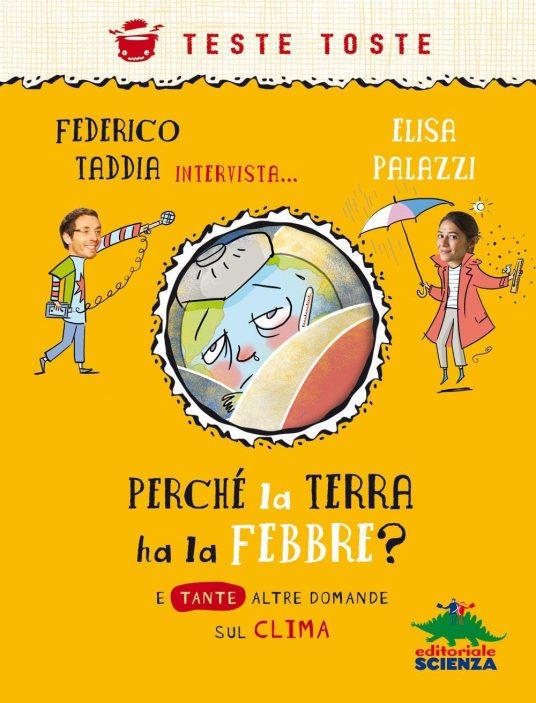Perché la Terra ha la Febbre - libri per bambini