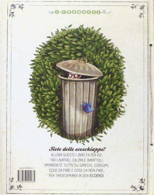Piccola guida per ecoschiappe - libro per bambini sull'ecologia