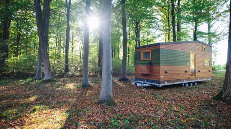 piccola casetta nel bosco