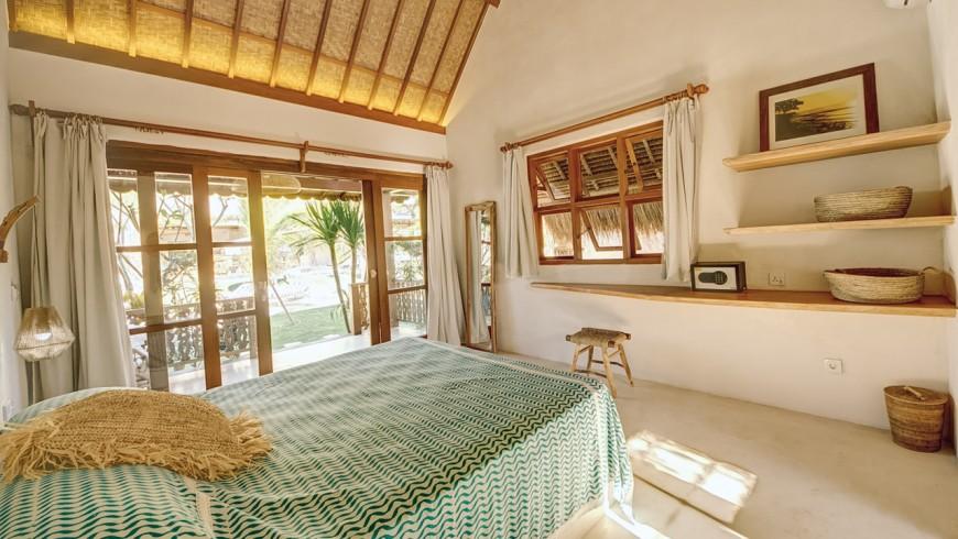 Camera con vista sul giardino, Mule Malu Tropical Stay