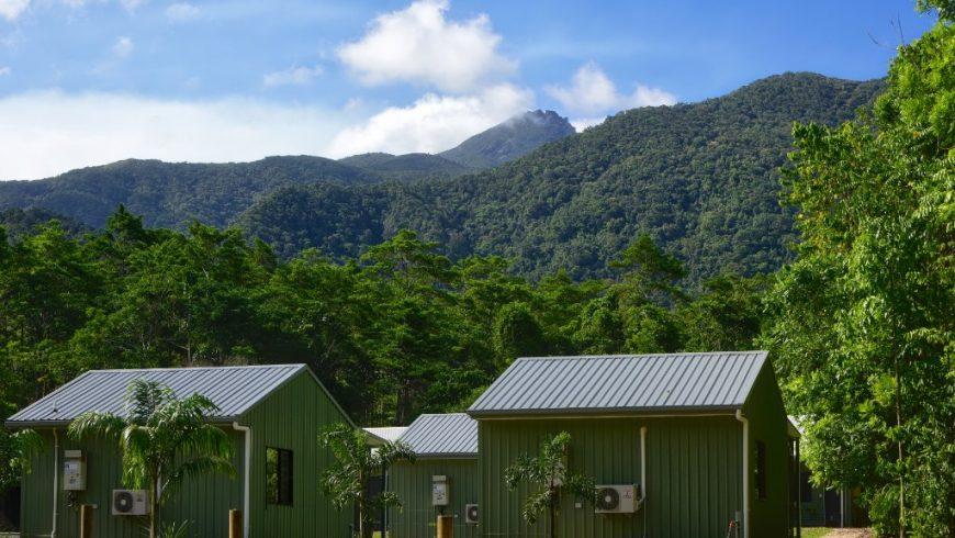 Eco-chalet, Daintree Peaks Eco Stays