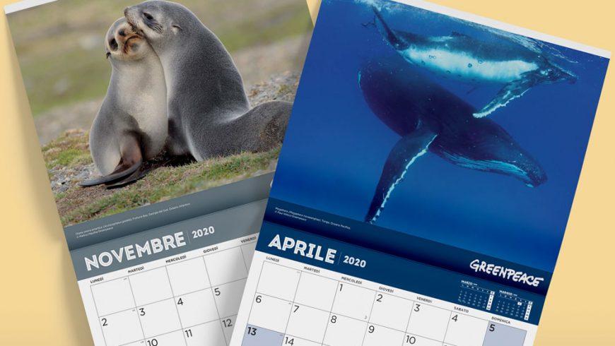 calendario green peace