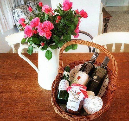 gift box per ospiti