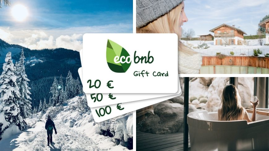 Ecobnb, Gift Card