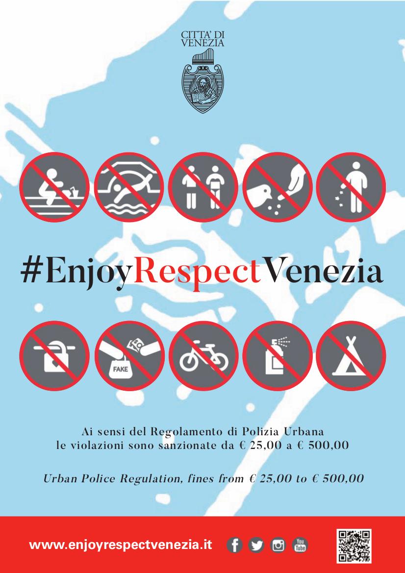 Per contrastare il fenomeno dell'overtourism, il comune di Venezia ha introdotto queste regole per i turisti